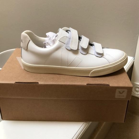Veja Shoes | Brand New Velcro Sneaker